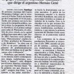 Hernán Gené :: Director :: Trabajos :: Kamikaze :: Prensa