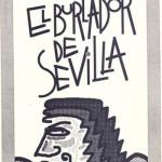 Hernán Gené :: Actor :: Trabajos :: El burlador de Sevilla :: Cartel