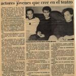 Hernán Gené :: Actor :: Trabajos :: El burlador de Sevilla :: Prensa