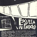 Hernán Gené :: Actor :: Escuela de payasos :: Cartel